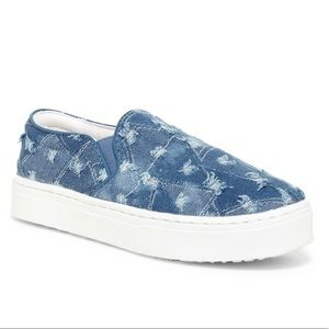 New Lacey Slip on platform sneakers
